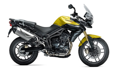 2012tiger800 yellow