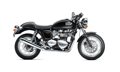 Thruxton DiabloRed RHS