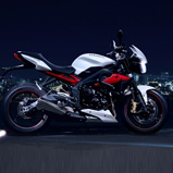 NEW STREET TRIPLE/ R